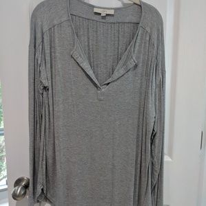 Super soft long sleeve top